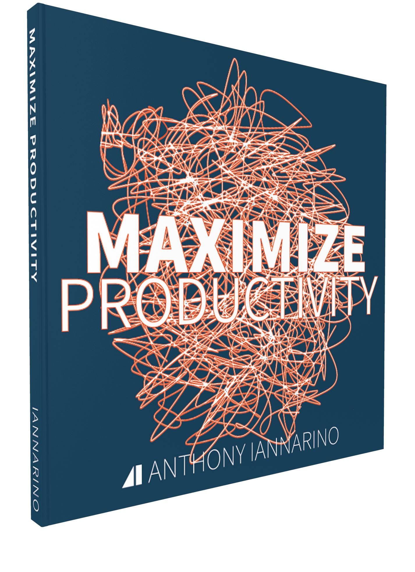Maximize Productivity 3D cover