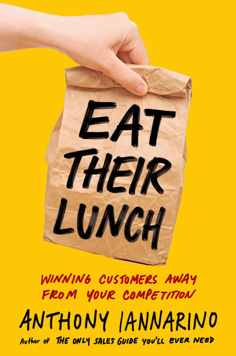 Eat Their Lunch book cover
